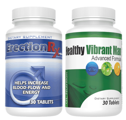 Erection RX & Healthy Vibrant Man